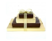 Gourmet 4 Tier Chocolate Gift Tower