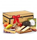 Artisan Fruit and Cheese Hamper