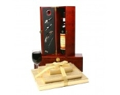 VIP Chocolate & Wine Gift Set