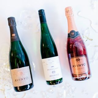 Bubbly Trio Wine Collection (3 Bottles)