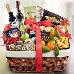 Island Deluxe Farmstead Fruit Basket